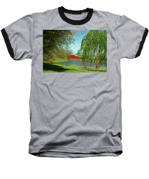 Daydreamin'  Baseball T-Shirt