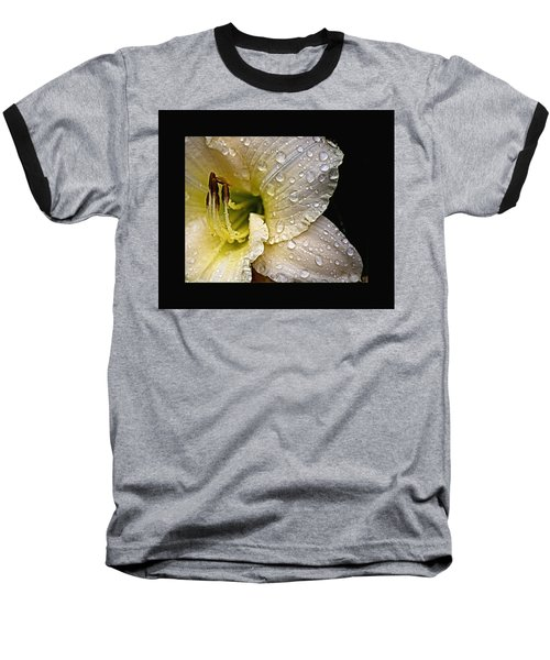 Daylilly 1 Baseball T-Shirt