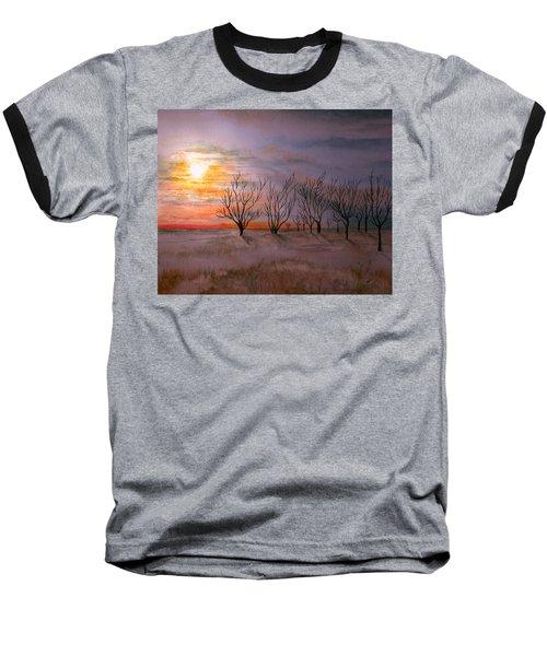 Day's End Baseball T-Shirt