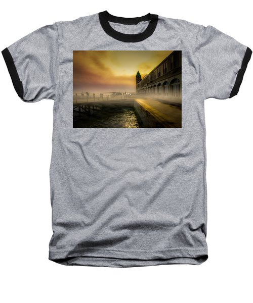 Days End Baseball T-Shirt