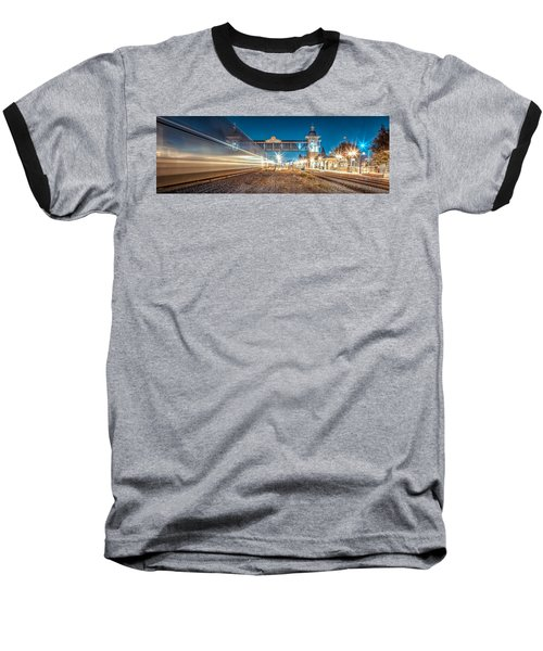 Days Go By Baseball T-Shirt by TC Morgan