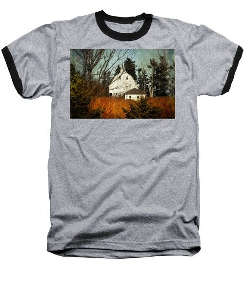Days Gone By Baseball T-Shirt by Julie Hamilton