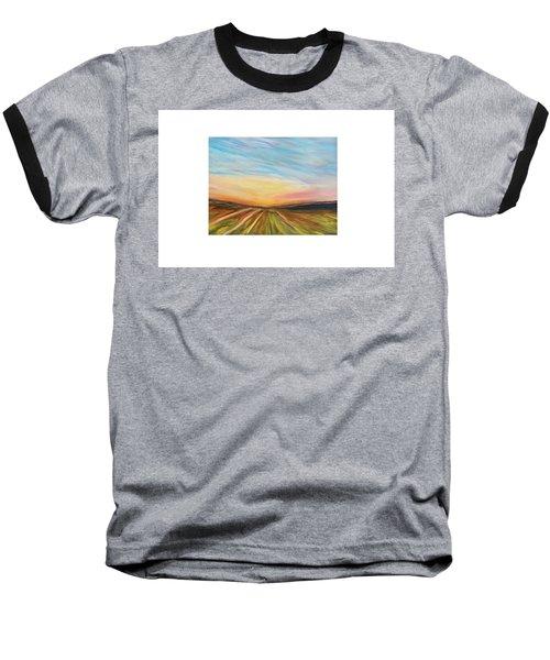 Days Last Rays Baseball T-Shirt