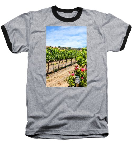 Days Of Vines And Roses Baseball T-Shirt