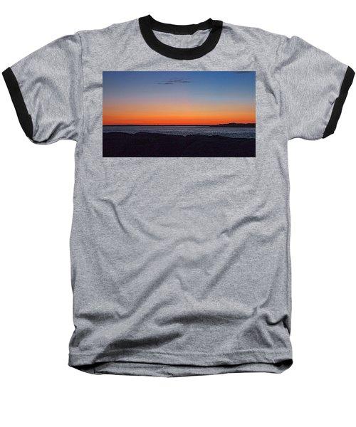 Baseball T-Shirt featuring the photograph Days Pre Dawn by  Newwwman