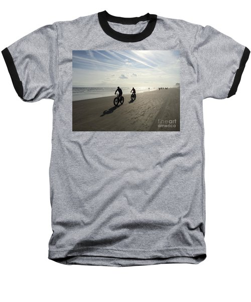 Daytona Beach Bikers Baseball T-Shirt