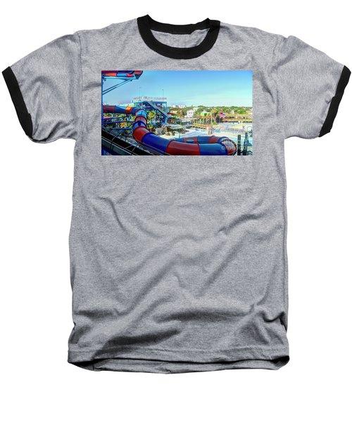 Daytona Lagoon Baseball T-Shirt