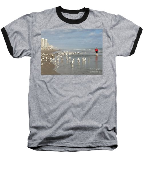 Daytona Morning Baseball T-Shirt