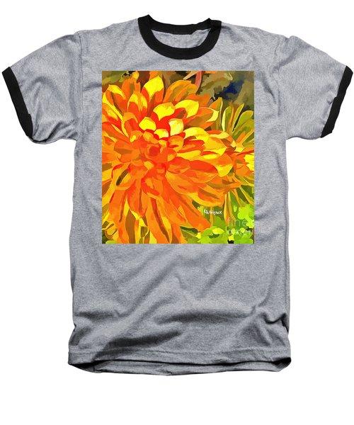 Dazzling Succulent Baseball T-Shirt