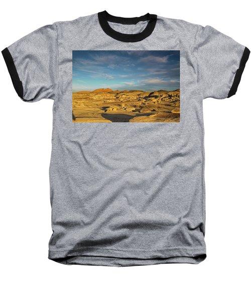 De Na Zin Wilderness Sunset Baseball T-Shirt