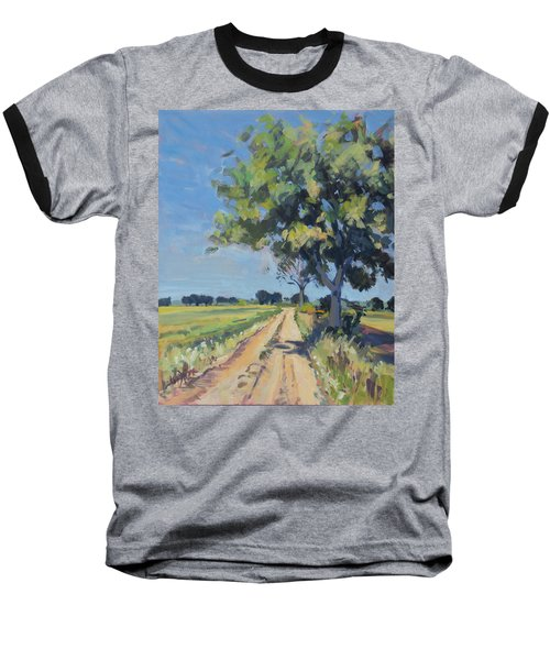 Dead And Alive Baseball T-Shirt