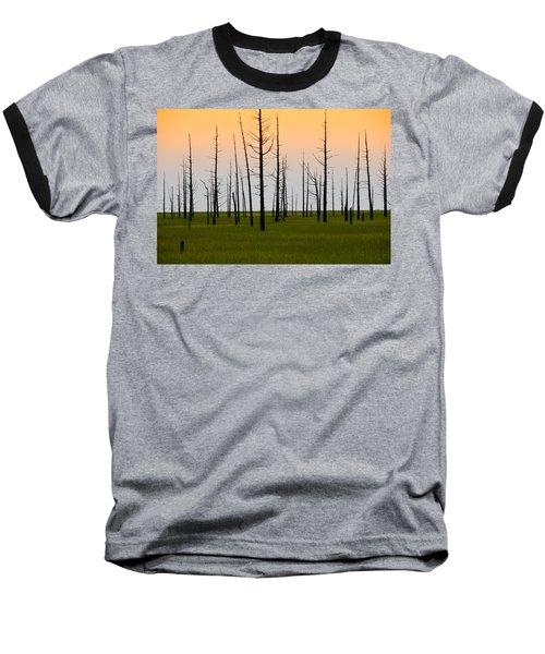 Dead Cedars Baseball T-Shirt