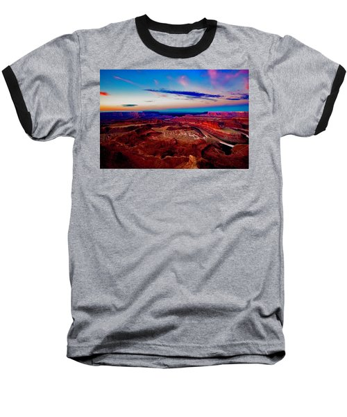 Dead Horse Point Baseball T-Shirt