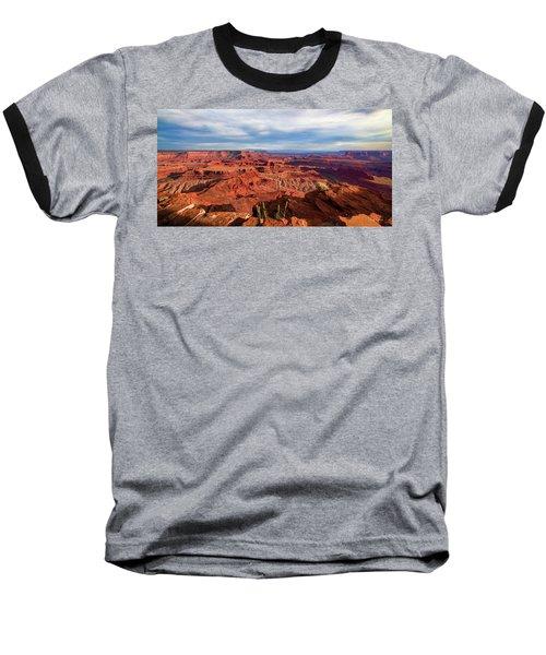 Dead Horse State Park Utah Baseball T-Shirt