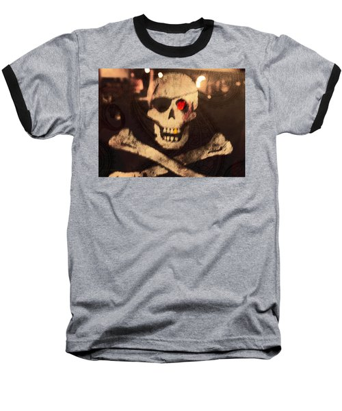 Dead Man's Chest Baseball T-Shirt