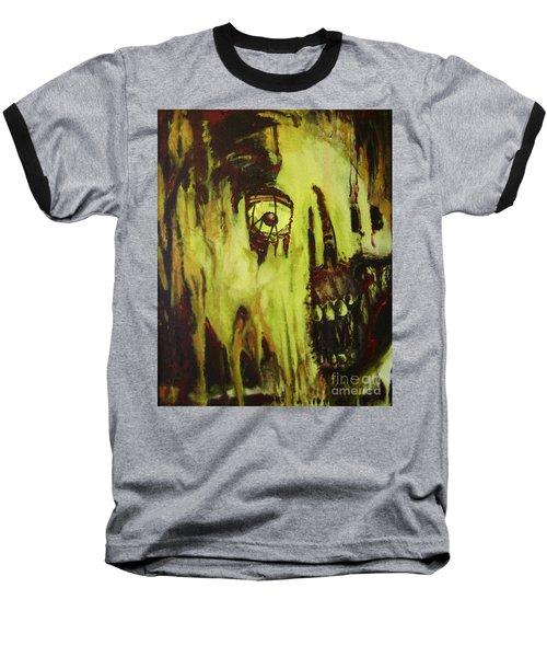 Dead Skin Mask Baseball T-Shirt