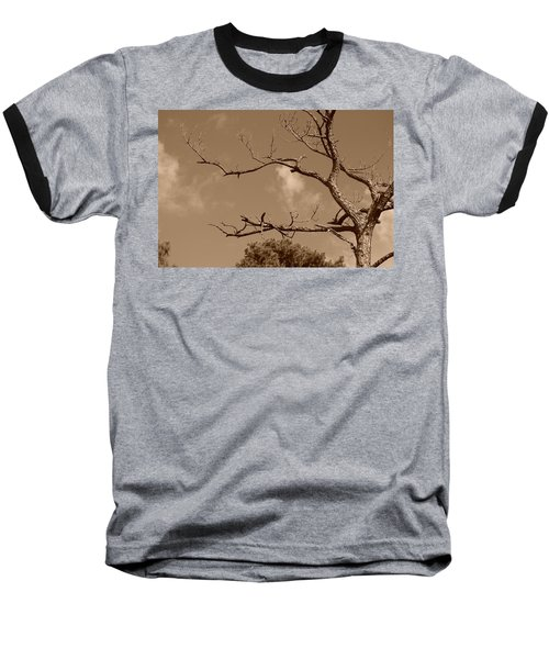 Baseball T-Shirt featuring the photograph Dead Wood by Rob Hans