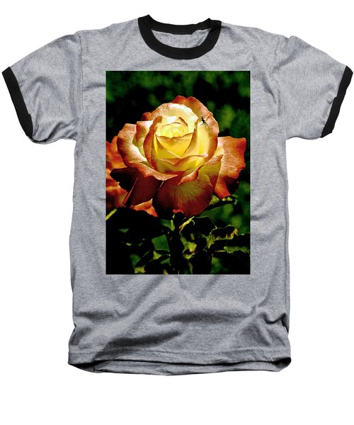 Deadly Beauty Baseball T-Shirt