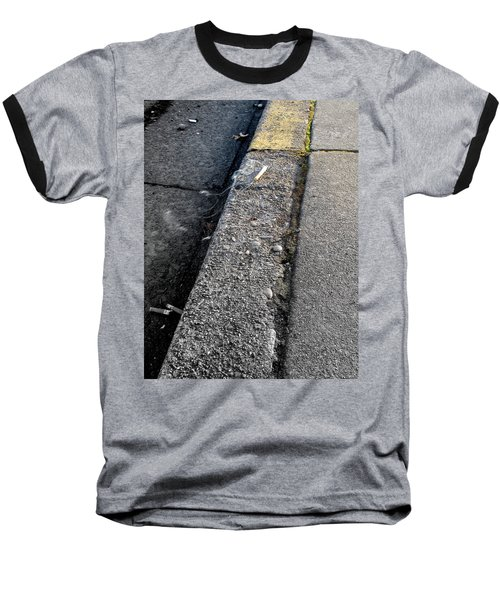 Baseball T-Shirt featuring the photograph Deadly Smoke by Marie Neder