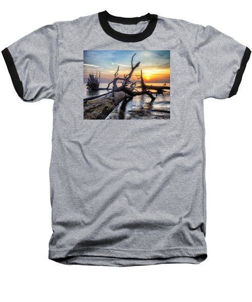 Deadwood Morning Baseball T-Shirt