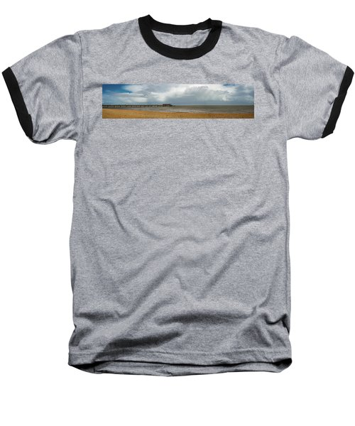 Deal Pier Baseball T-Shirt
