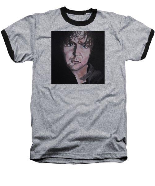 Dean Ambrose Portrait Baseball T-Shirt