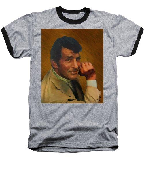 Dean Martin 01 Baseball T-Shirt