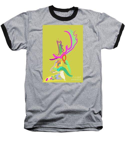 Dear Deer Baseball T-Shirt by Go Van Kampen