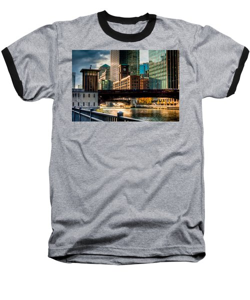 Dearborn Bridge Baseball T-Shirt