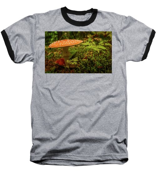 Death Cap Baseball T-Shirt