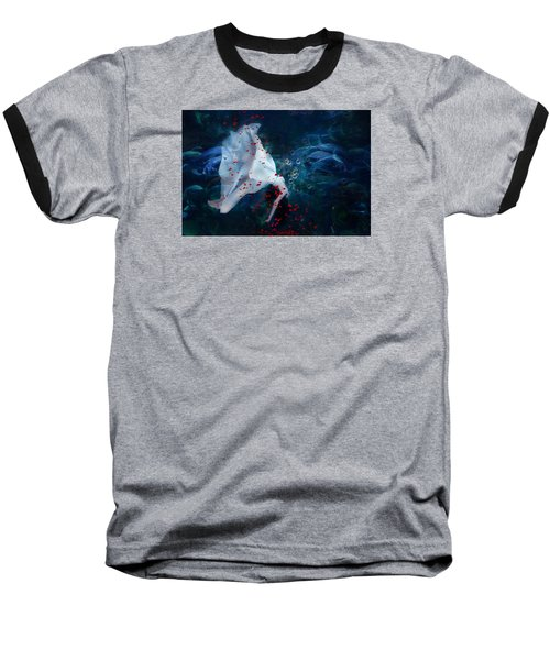 Death Of Ophelia Baseball T-Shirt