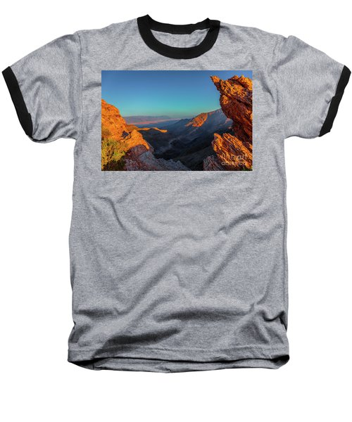 Death Valley 1 Baseball T-Shirt