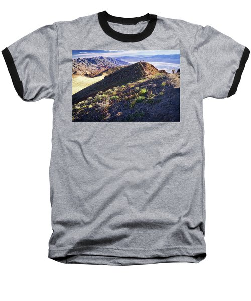 Death Valley At Spring Baseball T-Shirt