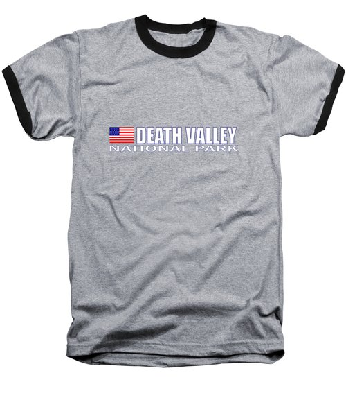 Death Valley Baseball T-Shirt by Brian's T-shirts