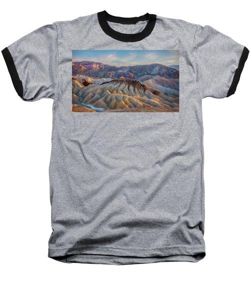 Death Valley Palette  Baseball T-Shirt