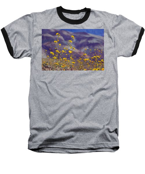 Baseball T-Shirt featuring the photograph Death Valley Superbloom 103 by Daniel Woodrum