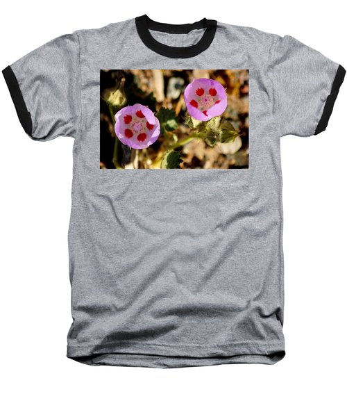Baseball T-Shirt featuring the photograph Death Valley Superbloom 105 by Daniel Woodrum