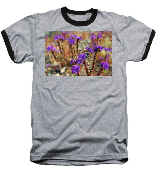 Baseball T-Shirt featuring the photograph Death Valley Superbloom 106 by Daniel Woodrum