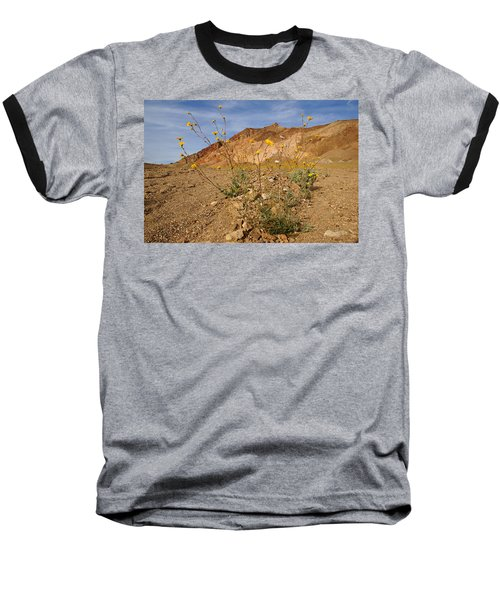Baseball T-Shirt featuring the photograph Death Valley Superbloom 202 by Daniel Woodrum