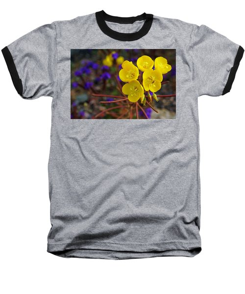 Baseball T-Shirt featuring the photograph Death Valley Superbloom 206 by Daniel Woodrum