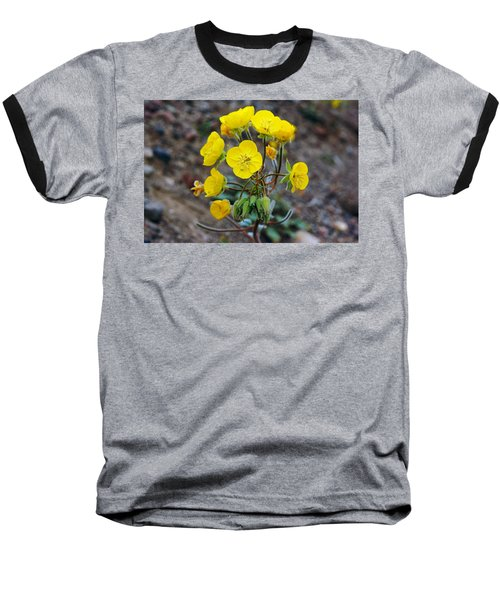 Baseball T-Shirt featuring the photograph Death Valley Superbloom 306 by Daniel Woodrum