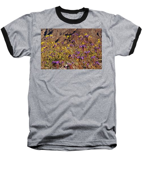 Baseball T-Shirt featuring the photograph Death Valley Superbloom 401 by Daniel Woodrum