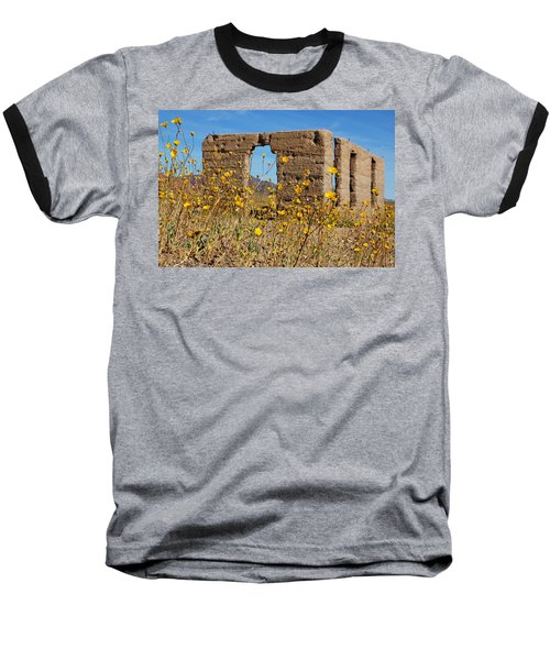 Death Valley Superbloom 404 Baseball T-Shirt