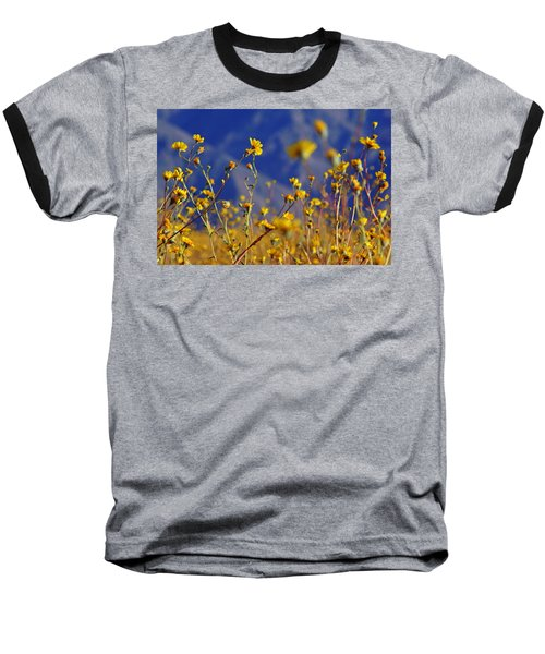 Baseball T-Shirt featuring the photograph Death Valley Superbloom 505 by Daniel Woodrum