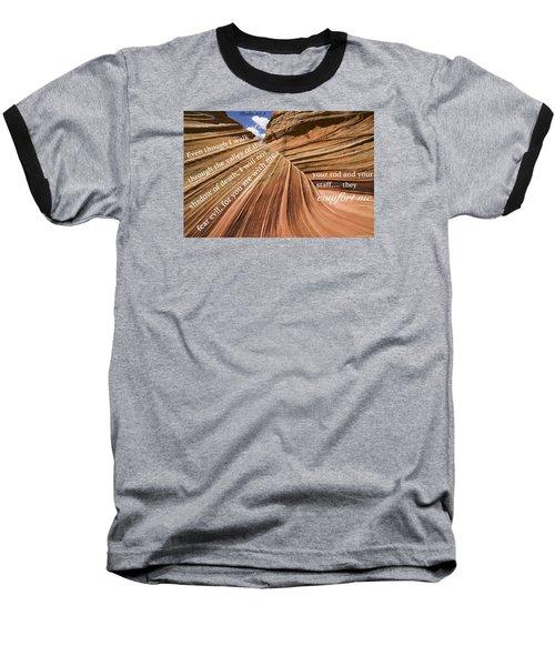 Death8 Baseball T-Shirt by David Norman