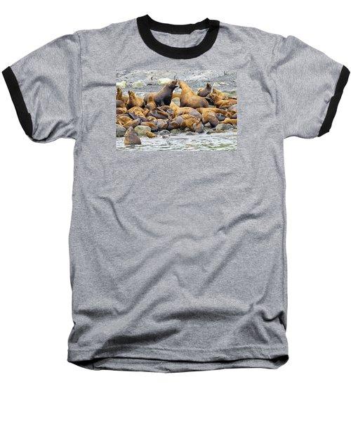 Debate Baseball T-Shirt