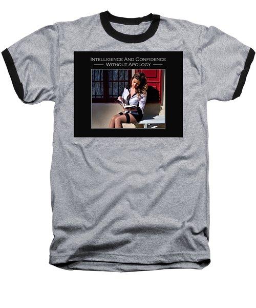Debra Valentine 2-93 Baseball T-Shirt by David Miller