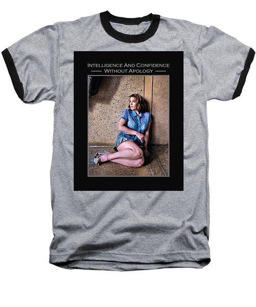 Debra Valentine 3-194 Baseball T-Shirt by David Miller