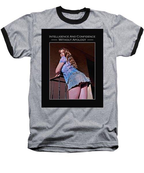 Debra Valentine 5-295 Baseball T-Shirt