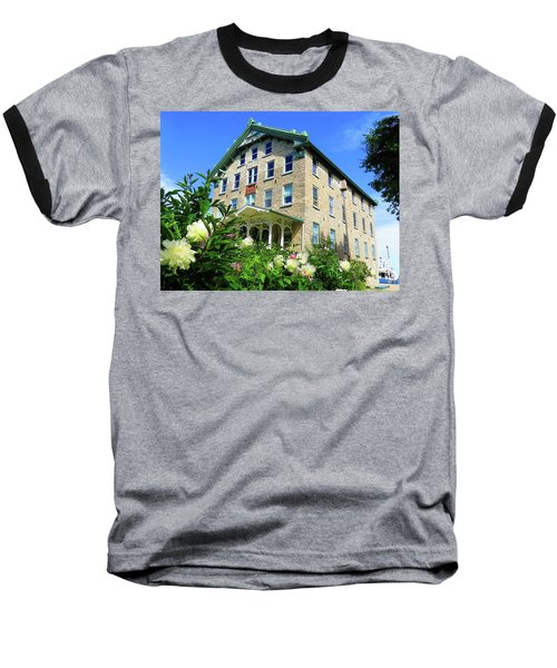 Dec Building Cape Vincent Ny Baseball T-Shirt